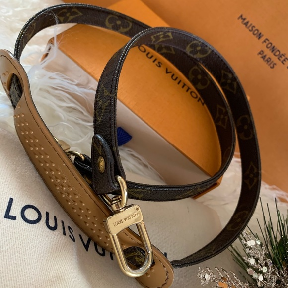 Louis Vuitton Other - Pre-owned Authentic Monogram LV shoulder strap